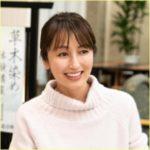 矢田亜希子の笑顔がかわいい