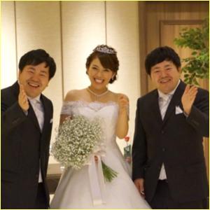 ザ・たっちが結婚したと噂になった写真