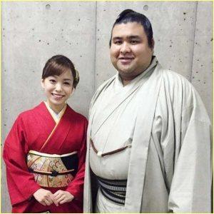 相撲 高安関の嫁は丘みどりではない