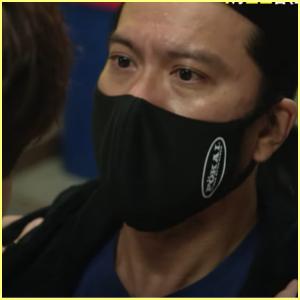 ドラマ「俺の家の話」で長瀬智也が使っている黒いマスク