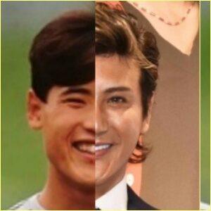 新庄の顔画像比較
