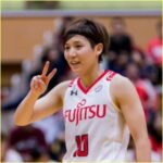 町田瑠唯選手がかわいい