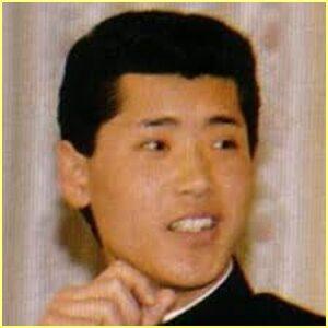 ドラフト5位で阪神入りした高校時代の新庄剛志少年
