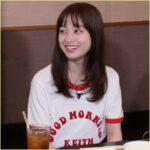 橋本環奈のTシャツがカワイイ